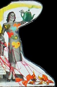 détail peinture